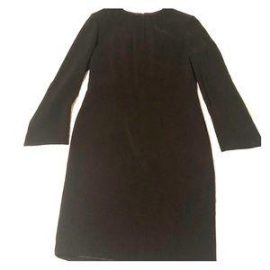 NWOT Classic Anne Klein Black Dress
